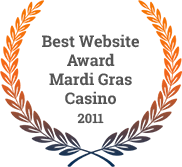 Search Results Media Best Website Award Maradi Gras Casino 2011