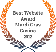 Search Results Media Best Website Award Maradi Gras Casino 2012