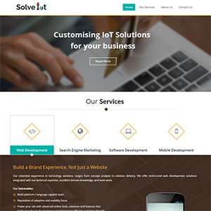 SRM Web Development Service GTA Solution