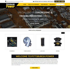 Pittsburgh Power, Inc