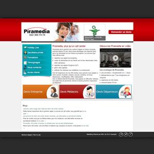 SRM Social Media Service Piramedia