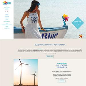 SRM SEO Service Blue Blue Ain Sokhna