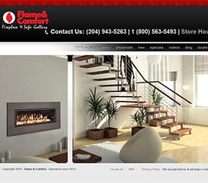 SRM SEO Service Flame & Comfort