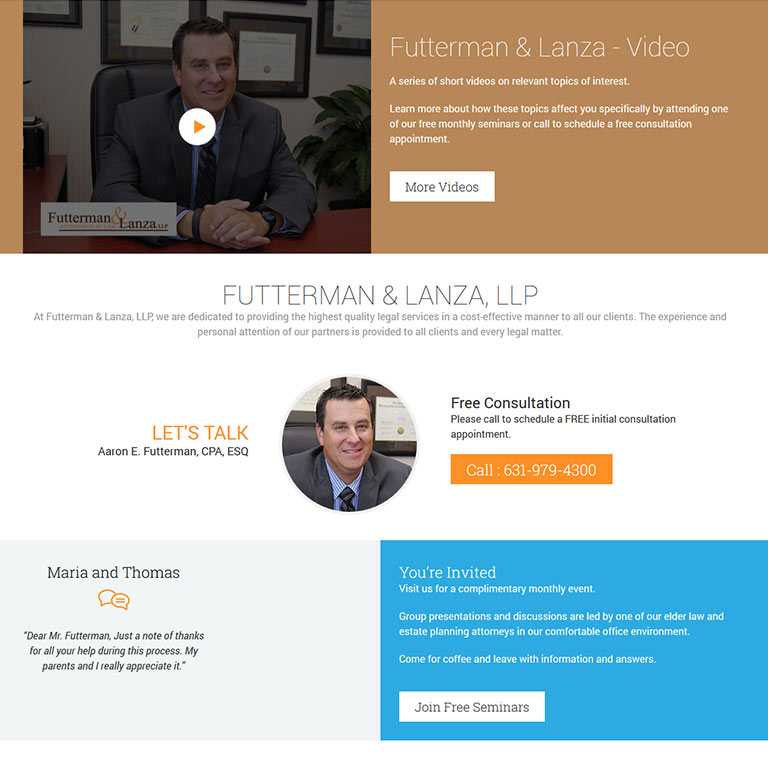 Law Firm of Futterman & Lanza