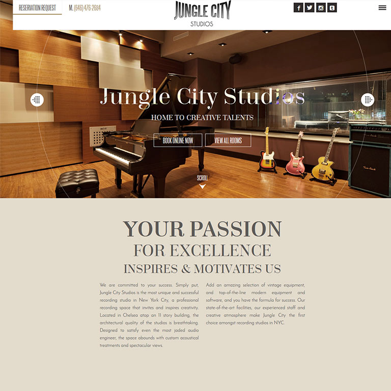 Jungle City Studios